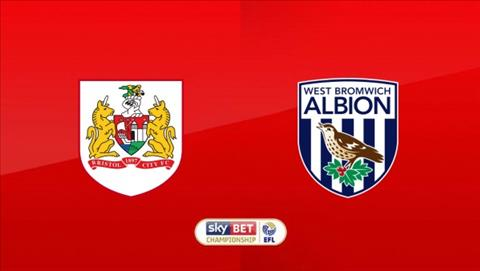 Bristol City vs West Brom 1h45 ngày 104 (Hạng nhất Anh 201819) hình ảnh