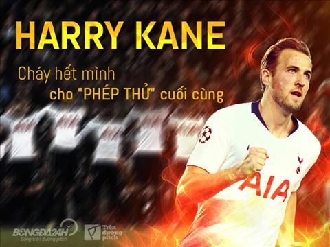 Harry Kane Cháy hết mình cho phép thử cuối cùng hình ảnh