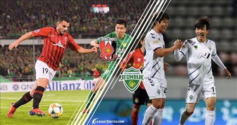 Urawa Reds vs Jeonbuk 17h30 ngày 94 (AFC Champions League 2019) hình ảnh