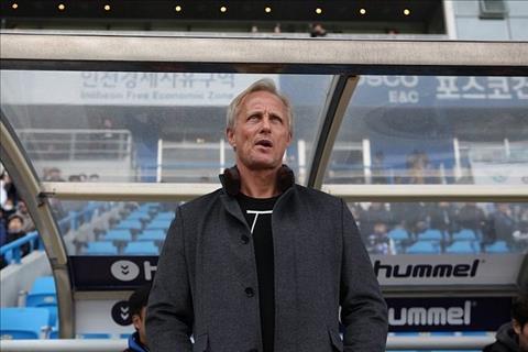 HLV Andersen chê khả năng tấn công của các cầu thủ Incheon hình ảnh