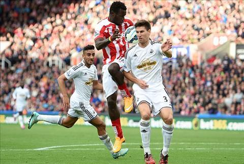 Swansea vs Stoke 1h45 ngày 104 (Hạng nhất Anh 201819) hình ảnh