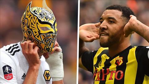 Cầu thủ Wolverhampton nhận kết đắng sau pha ăn mừng đeo mặt nạ hình ảnh