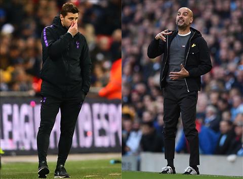 Xem trực tiếp Tottenham vs Man City đêm nay ở kênh sóng nào  hình ảnh