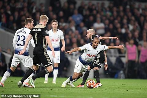 Tottenham 0-1 Ajax Pochettino thừa nhận sai lầm chiến thuật hình ảnh