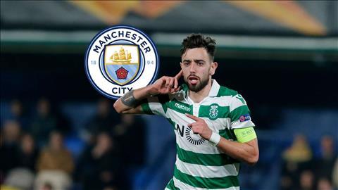 MU chú ý Man City không mua Bruno Fernandes ở Hè 2019 hình ảnh
