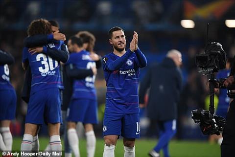 Eden Hazard la cau thu thuc hien cu da luan luu quyet dinh cho Chelsea