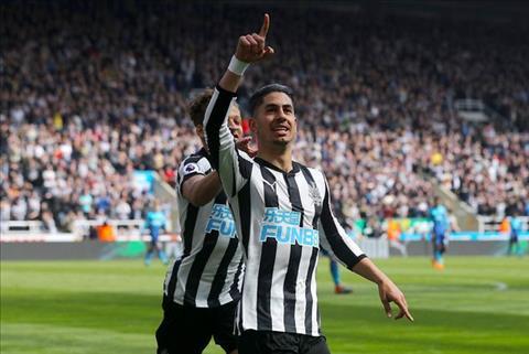 Arsenal muốn mua Ayoze Perez của Newcastle ở Hè 2019 hình ảnh