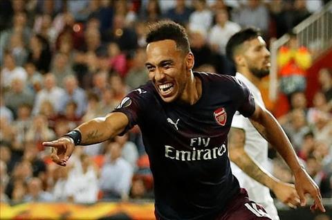 Pierre-Emerick Aubameyang muốn thành huyền thoại Arsenal hình ảnh