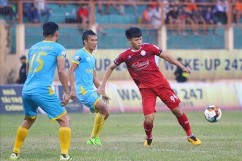 Lịch thi đấu vòng 9 V-League 2019 - LTĐ bóng đá Việt Nam mới nhất hình ảnh