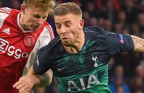 Aldweireld Tottenham xứng đáng vào chung kết Champions League hình ảnh
