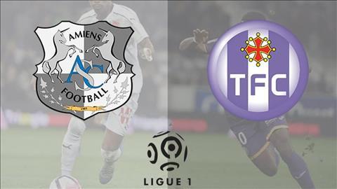 Amiens vs Toulouse 1h00 ngày 125 (Ligue 1 201819) hình ảnh