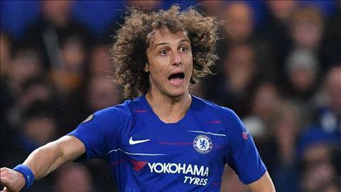 Chelsea gia han them 2 nam voi David Luiz