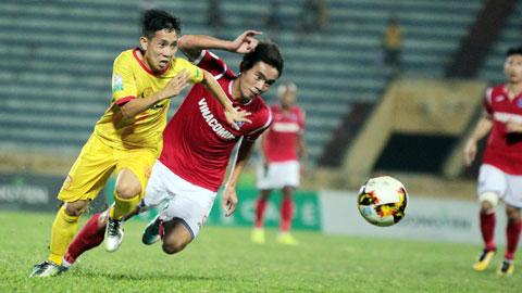 Nam Định vs Quảng Ninh 17h00 ngày 115 (V-League 2019) hình ảnh