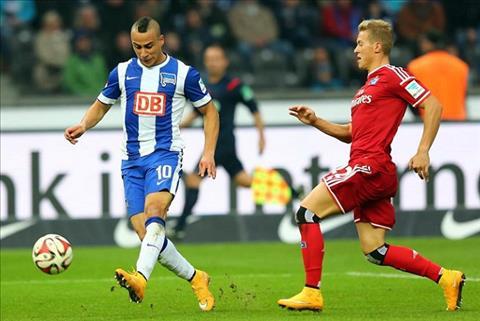 Augsburg vs Hertha Berlin 20h30 ngày 115 (Bundesliga 201819) hình ảnh