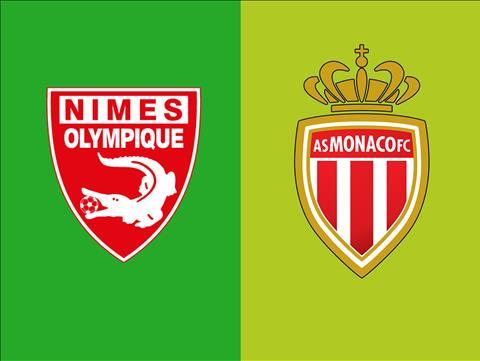 Nimes vs Monaco 2h00 ngày 22 Ligue 1 201920 hình ảnh