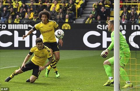 Dortmund 3-2 Dusseldorf Kiên trì bám đuổi hình ảnh 2