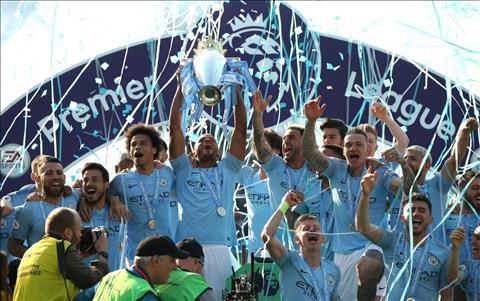 Lịch thi đấu của Man City tại Premier League mùa 201920 hình ảnh