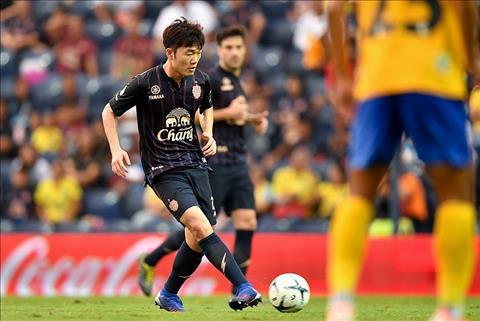 Xuân Trường lọt vào đội hình tiêu biểu của Thai League hình ảnh
