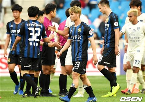 Công Phượng nhận lời khen có cánh sau thất bại của Incheon Utd hình ảnh