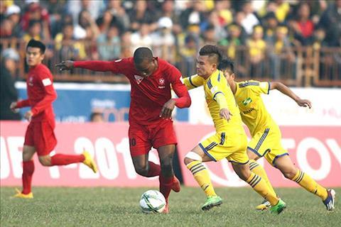 Hải Phòng vs SLNA 17h00 ngày 125 (V-League 2019) hình ảnh