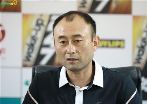 HLV HAGL không hài lòng với 1 điểm có được trước Hà Nội FC hình ảnh