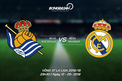 Truc tiep Sociedad vs Real madrid