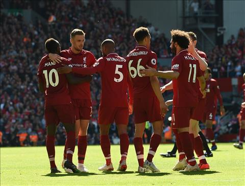 Liverpool a quan Premier League 2018/19