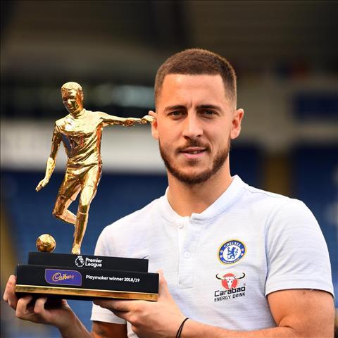 Hazard vua kien tao Premier League 2018/19