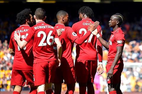 Georginio Wijnaldum nói về Liverpool mùa 201819 hình ảnh