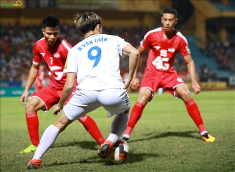 Văn Toàn, Hồng Duy được triệu tập lên đội tuyển Việt Nam hình ảnh