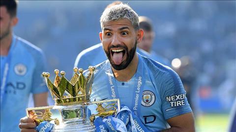 Sergio Aguero tiết lộ lý do giúp Man City vô địch NHA 201819 hình ảnh