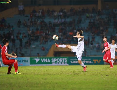 Cho den thoi diem hien tai, Van Toan da ghi duoc 4 ban thang cho HAGL tai V-League 2019.