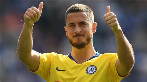 Nóng Eden Hazard tiết lộ về tương lai ở Chelsea hình ảnh