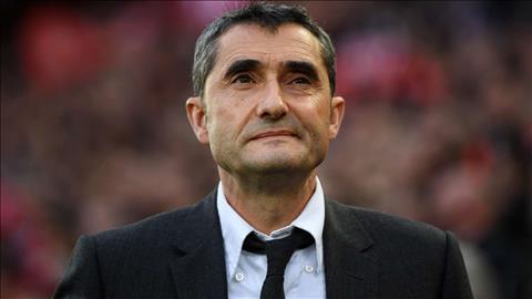 HLV Ernesto Valverde tuyên bố không từ chức hình ảnh