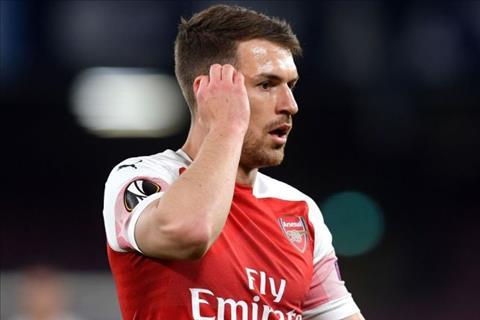 lý do khiến Arsenal để mất Aaron Ramsey vào tay Juve hình ảnh