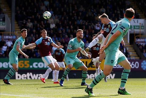 Những con số biết nói sau trận đấu Burnley 1-3 Arsenal hình ảnh
