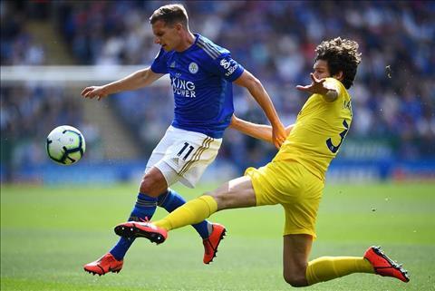 Những thống kê sau trận hòa Leicester 0-0 Chelsea hình ảnh