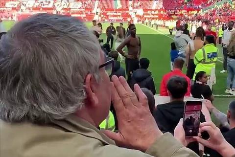 VIDEO Paul Pogba bị chỉ trích nặng nề bởi chính fan MU hình ảnh