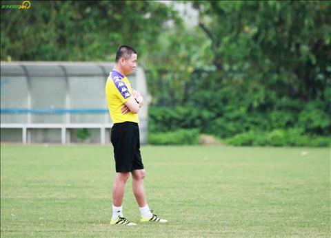 ẢNH Hà Nội FC tập luyện trước trận gặp Tampines Rovers hình ảnh