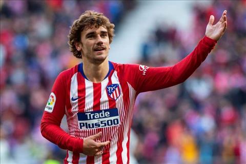 Barca ký hợp đồng với tiền đạo Griezmann ở Hè 2019 hình ảnh