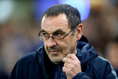 Maurizio Sarri giục Chelsea mau chốt tương lai hình ảnh