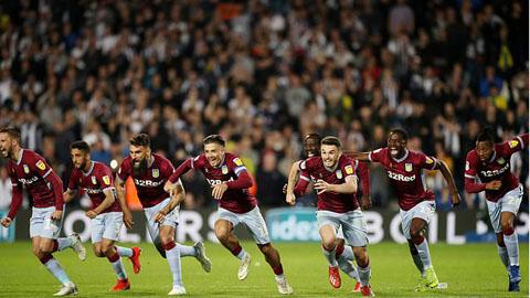 Video bàn thắng kết quả West Brom vs Aston Villa 1-0 playoff EPL hình ảnh