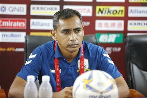 Bị loại khỏi AFC Cup 2019, HLV Tampines Rovers nhận thua hình ảnh