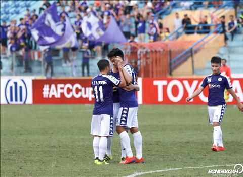 VFF thưởng nóng cho Hà Nội và Bình Dương vì thành tích ở AFC Cup hình ảnh