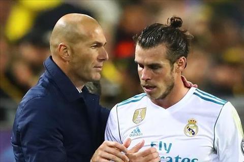 HLV Zidane lên tiếng về tương lai Gareth Bale hình ảnh