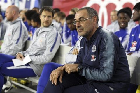 Chelsea quyết định tương lai HLV Sarri hình ảnh