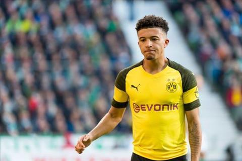 Rabbi Matondo muốn tỏa sáng ở Bundesliga như Sancho hình ảnh