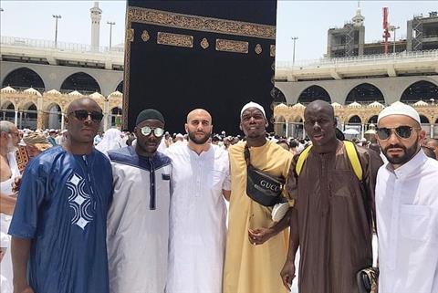Paul Pogba khoe ảnh nghỉ hè ở Mecca hình ảnh