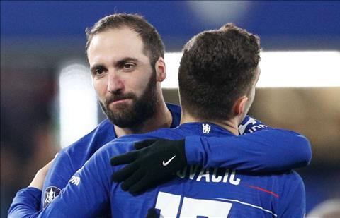 Chelsea có thể chiêu mộ Kovacic và Higuain bất chấp lệnh cấm  hình ảnh