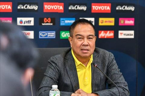 Chủ tịch LĐBĐ Thái Lan muốn hoãn AFF Cup 2020 hình ảnh